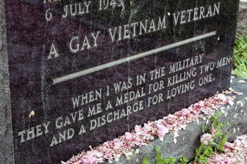 Gay Vietnam Veteran