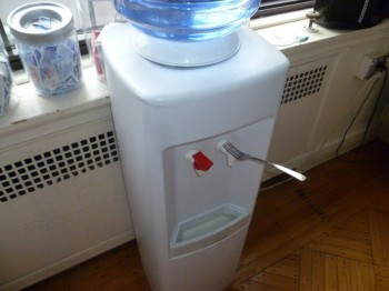 Fixed The Water Cooler