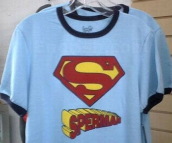 Sperman Tshirt