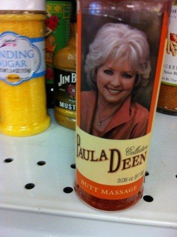 Oh come on Paula Deen!