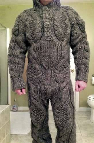 Knitted Armor