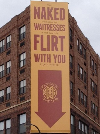 Waitresses You Say...