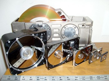 Evolution of the Hard Drive