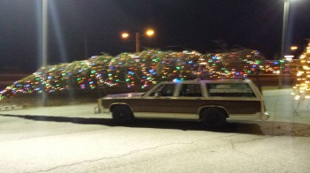 Griswold Christmas Vacation Station Wagon