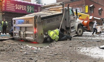 Boston Pothole