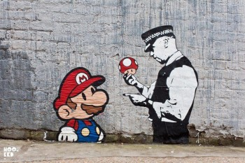 Mario Geting Busted