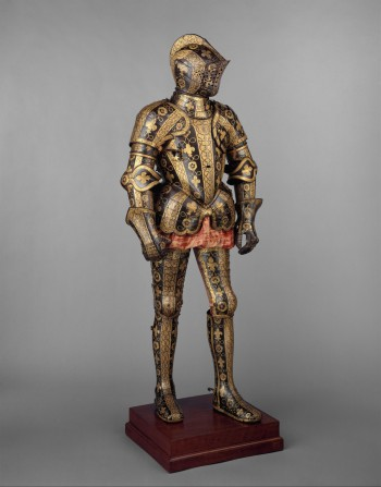 George Clifford's Armor