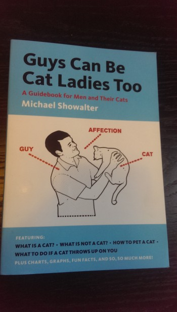 Guy can be cat ladies too