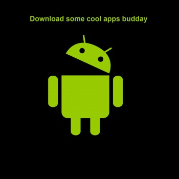 Android Logo - Is He Canadian?