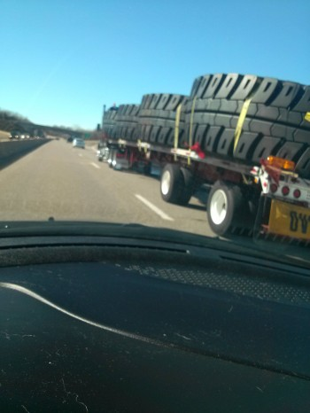 Large Tires