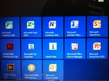 This is why the Microsoft Excel logo starts with an X