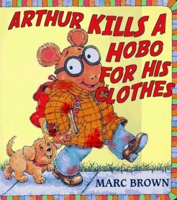 Arthur is hardcore