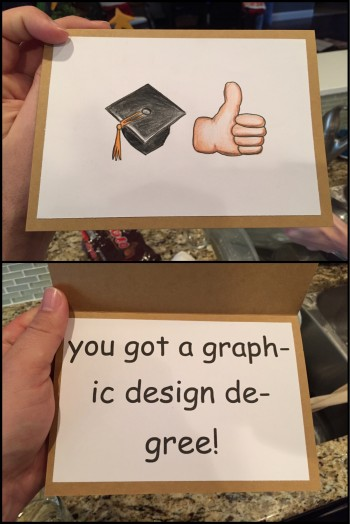 Trolling Graphic Design Graduates