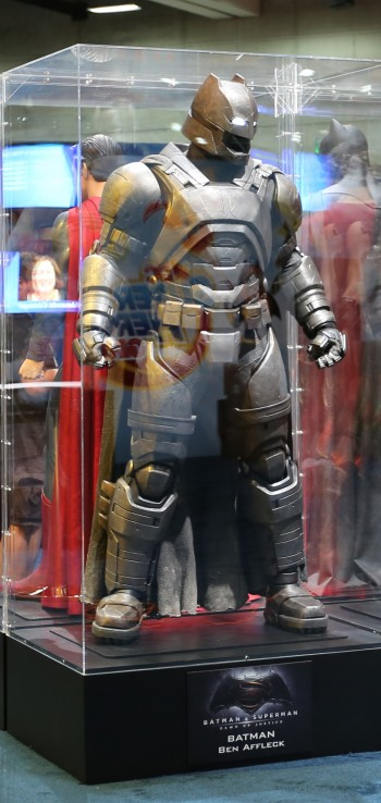 Batman v Superman Armor