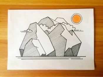 Simple Moutain