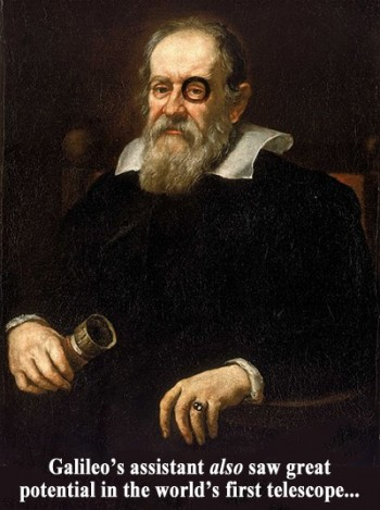 Galileo's Assistant