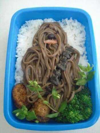 Chewy noodles for lunch