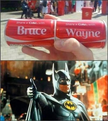 Share a coke with...