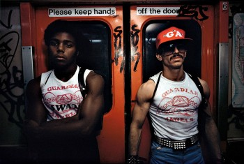 New York Subway in pictures from 70 and 80